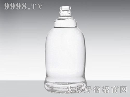 高白玻璃酒瓶凤城老窖RG-747-650ml
