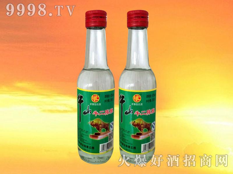 牛山牛二陈酿酒248ml