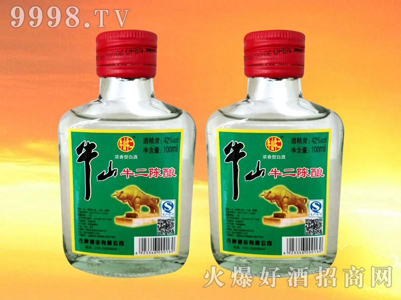 牛山牛二陈酿酒100ml