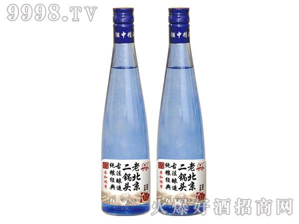 500ML京星老北京二锅头酒(蓝瓶)