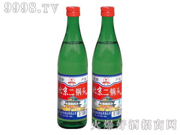 500ML京星北京二锅头酒(天坛大绿)