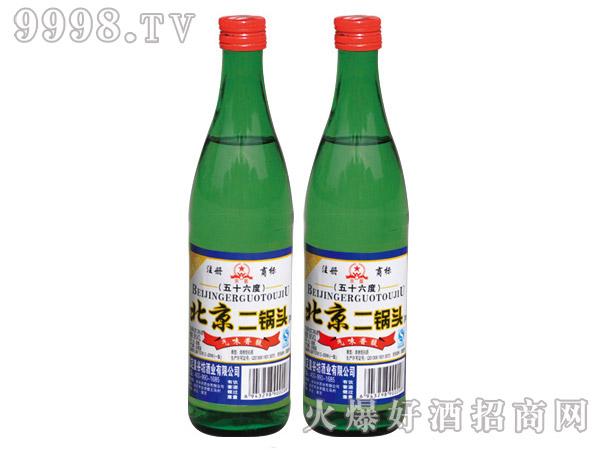 500ML京星北京二锅头酒(大绿白标)