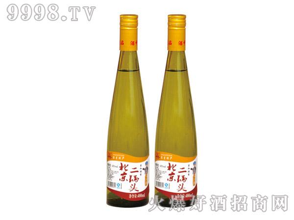 480ML京星老北京二锅头酒(黄瓶)
