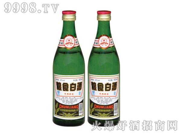 400ML京星纯粮食酒