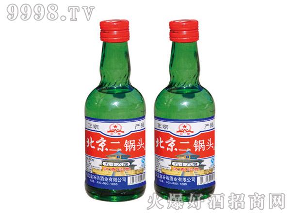260ML京星北京二锅头酒(绿瓶)