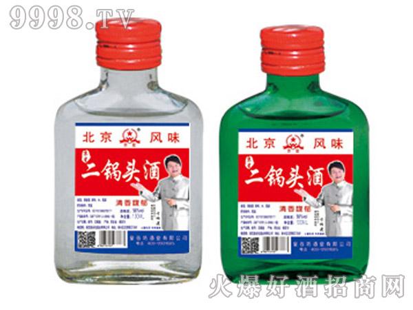 100ML京星北京二锅头酒