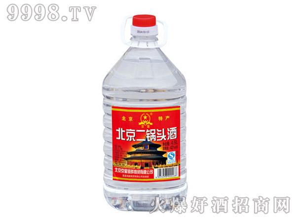 4.5L京星北京二锅头酒(天坛)