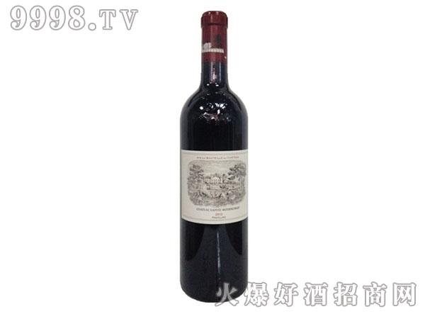 拉菲庄园干红葡萄酒CHATEAU-LAFITE-ROTHSCHILD