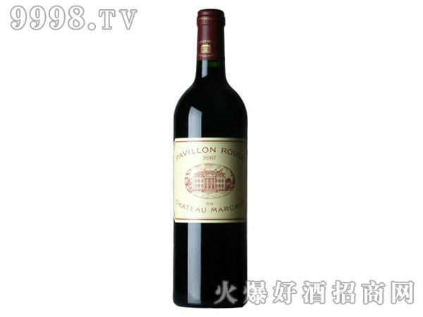 玛歌副牌干红葡萄酒Pavillon Rouge Du Chateau Margaux