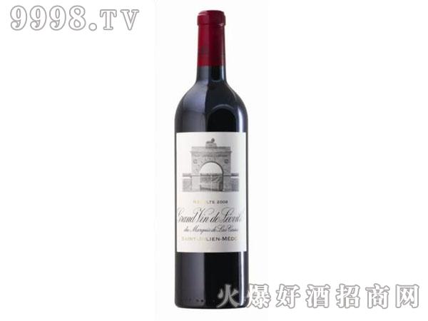 雄狮二级干红葡萄酒Chateau Leoville Las Cases
