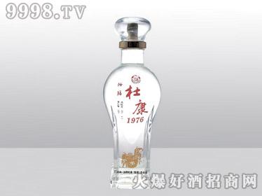 郓城工艺高白料玻璃瓶汝阳杜康YT-001-500ml