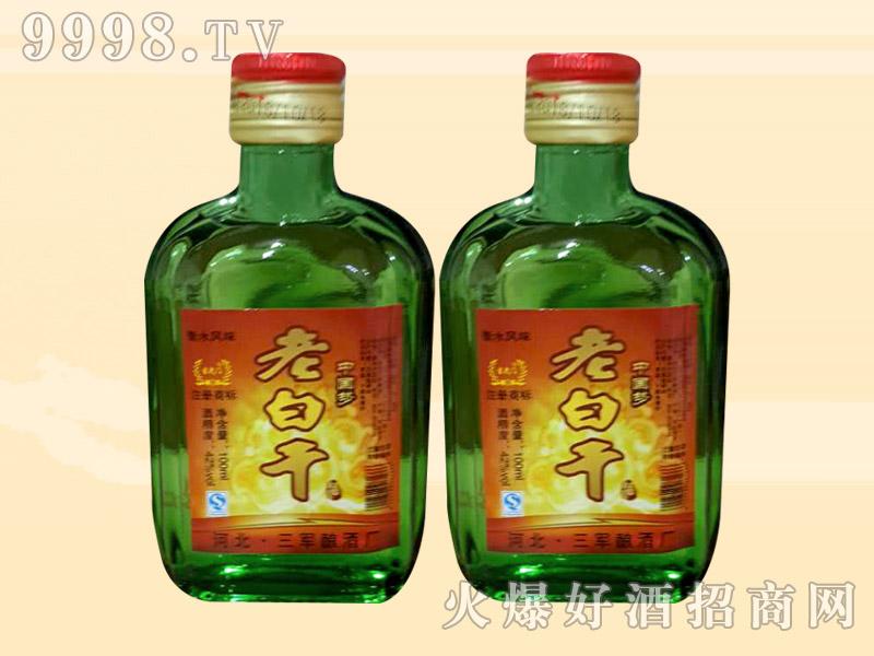 玄武门中国梦老白干酒100ml