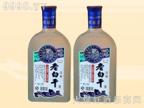 玄武门淡雅老白干酒56度500ml