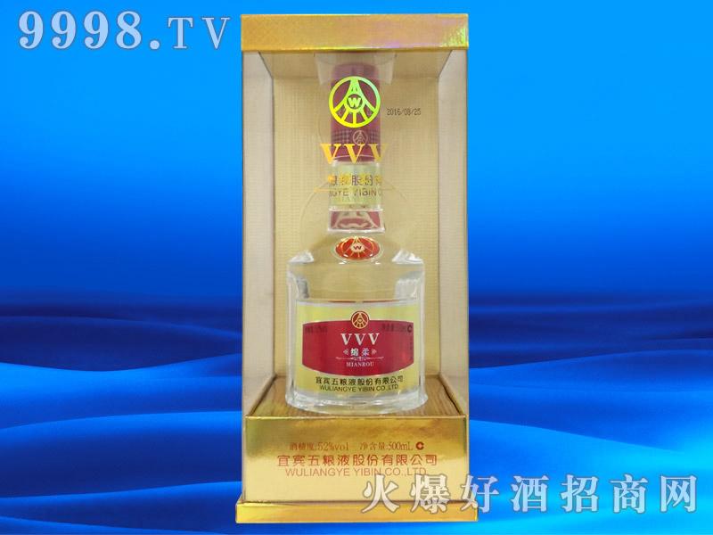 VVV绵柔浓香型白酒