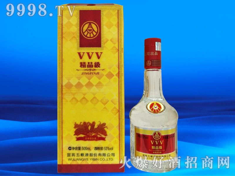 VVV精品级浓香型白酒
