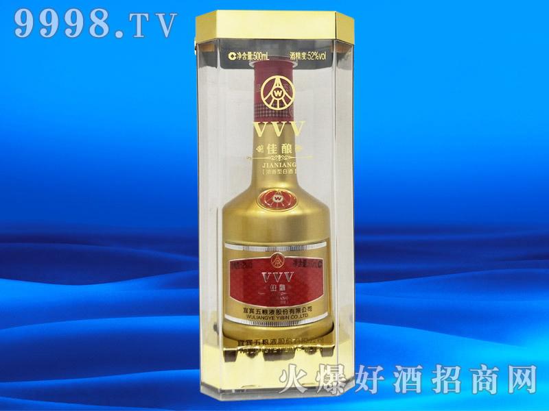 VVV佳酿浓香型白酒