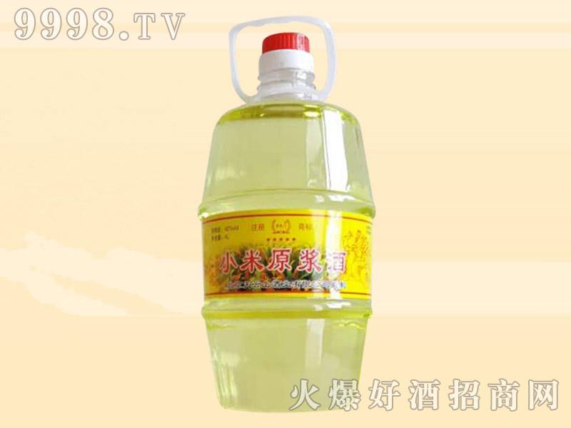 玄武门小米原浆酒4L