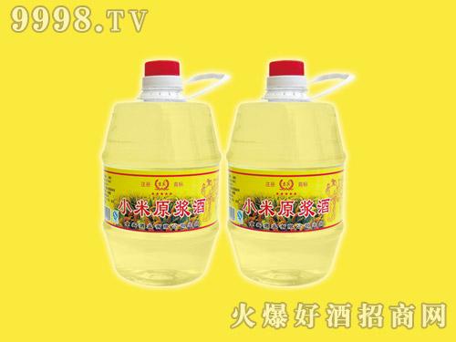 京宾小米原浆酒1L×12