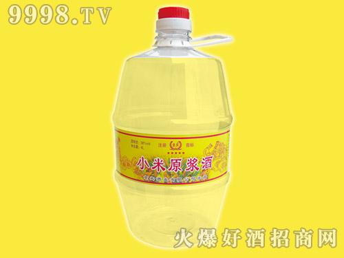 京宾小米原浆酒4L×4
