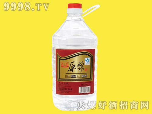 京宾楼原浆酒4L×4