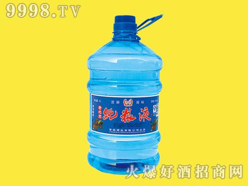 京宾纯粮酒2L