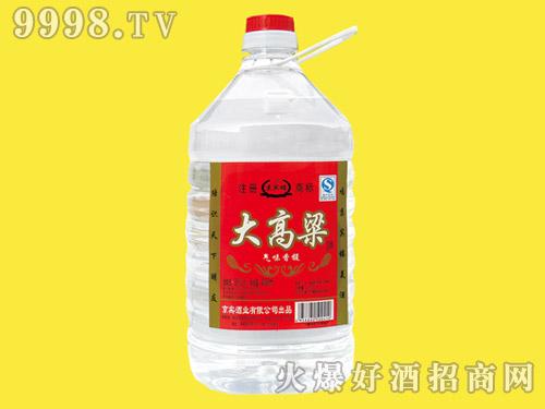 京宾楼大高粱酒4L