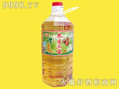 京宾楼养生三宝酒3L