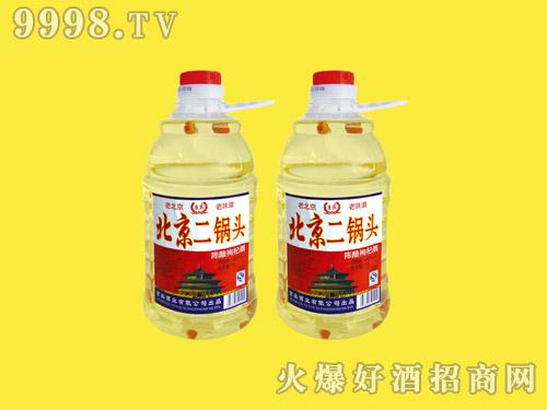 北京二锅头陈酿枸杞酒