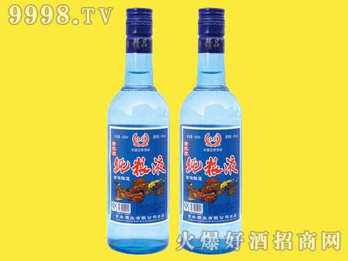 京宾纯粮酒500ml