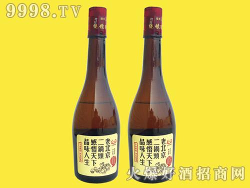 京宾楼老北京二锅头酒480ml×12