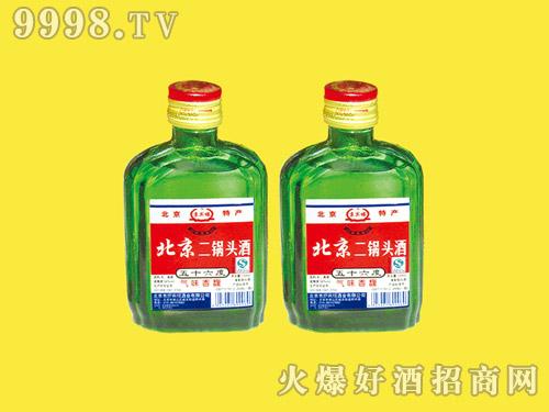 京宾楼北京二锅头酒56°100ml(绿瓶)