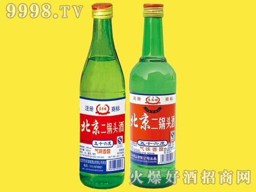 京宾楼北京二锅头酒56°(绿瓶)