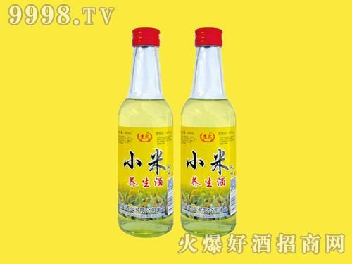 京宾小米养生酒260ml