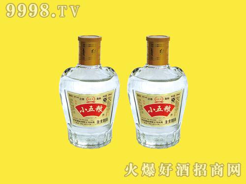 京宾楼小五粮酒248ml