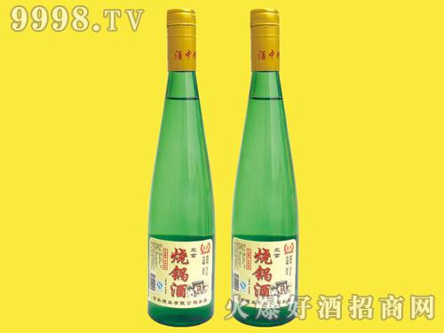 京宾北京烧锅酒480ml(绿瓶)
