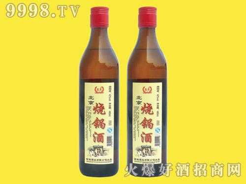 京宾北京烧锅酒480ml