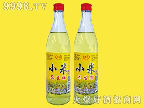 京宾小米养生酒500ml