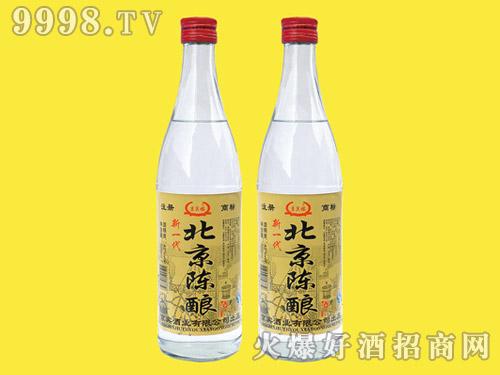 京宾楼新一代北京陈酿酒500ml