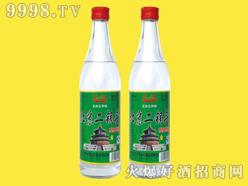 京宾楼北京二锅头陈酿酒500ml×12