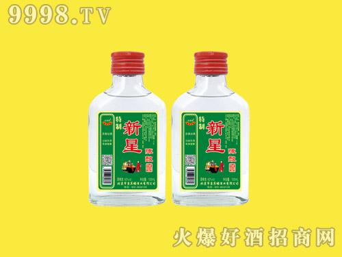 京宾楼特制新星陈酿酒100ml