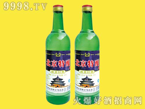 京宾北京特酿酒500ml