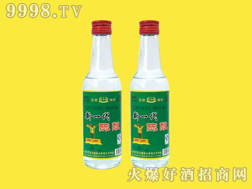 京宾楼新一代陈酿酒260ml