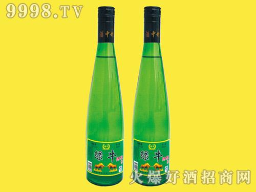 京宾绿牛陈酿酒480ml