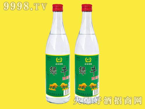 京宾绿牛陈酿酒500ml