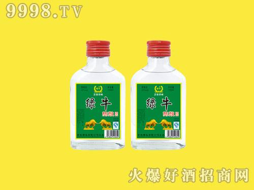 京宾绿牛陈酿酒100ml