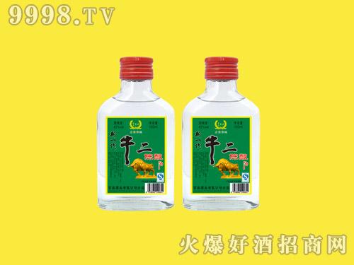 京宾牛二陈酿酒100ml