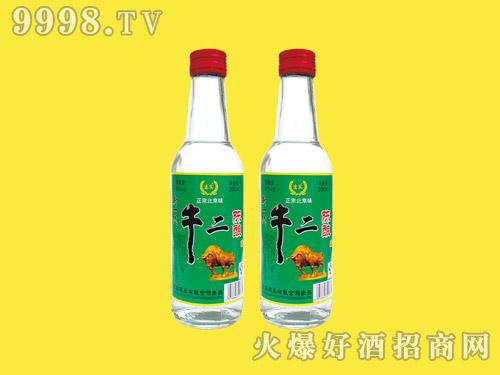 京宾牛二陈酿酒260ml