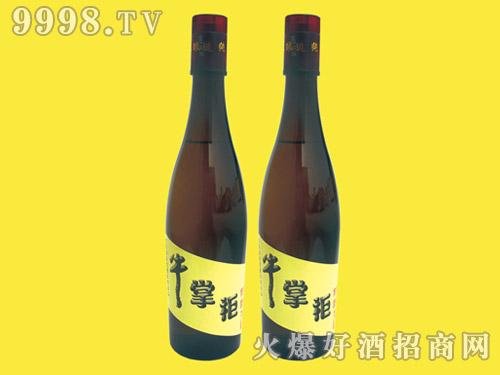 牛掌柜酒480ml×12