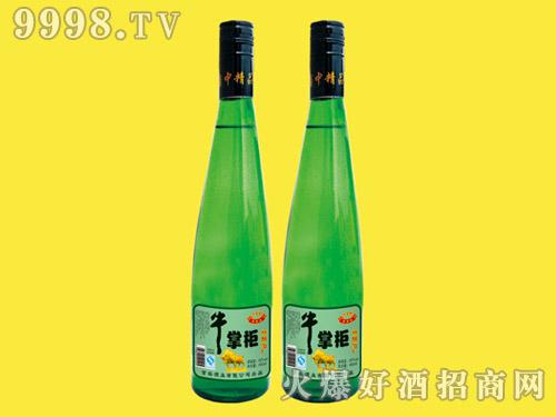 牛掌柜陈酿酒480ml