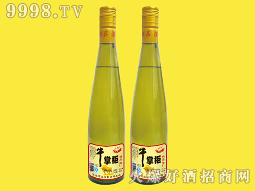 牛掌柜陈酿酒480ml×12